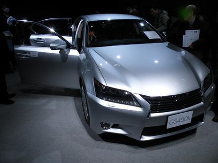 札幌モーターショー2012 18レクサスGS450h.jpg